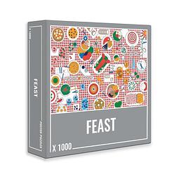 Feast | Puzzle Cloudberries 1000 Piezas