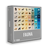 Fauna | Puzzle Cloudberries 1000 Piezas