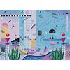 Poolside   Puzzle Cloudberries 1000 Piezas