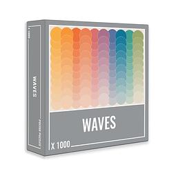 Waves | Puzzle Cloudberries 1000 Piezas