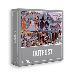 Outpost | Puzzle Cloudberries 1000 Piezas