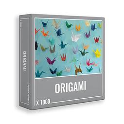 Origami | Puzzle Cloudberries 1000 Piezas