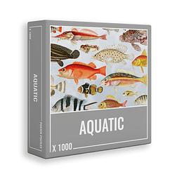 Aquatic | Puzzle Cloudberries 1000 Piezas