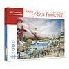 Spirit of San Francisco | Puzzle Pomegranate 1000 Piezas