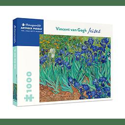 Irises | Puzzle Pomegranate 1000 Piezas