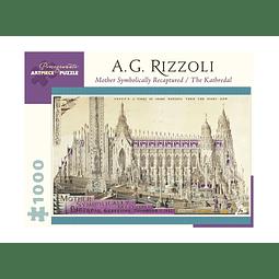The Kathredal | Puzzle Pomegranate 1000 Piezas