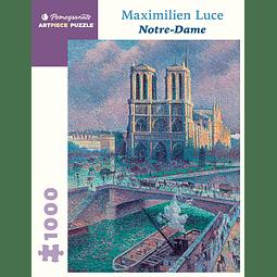 Notre-Dame | Puzzle Pomegranate 1000 Piezas