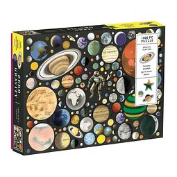 Zero Gravity | Puzzle Especial Galison 1000 Piezas