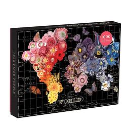 Full Bloom | Puzzle Galison 1000 Piezas