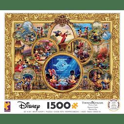 Disney Mickey Mouse Collage | Puzzle Ceaco 1500 Piezas