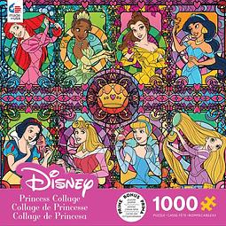 Disney Collage de Princesas | Puzzle Ceaco 1000 Piezas