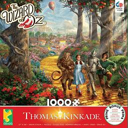 Mago de OZ   Puzzle Ceaco 1000 Piezas