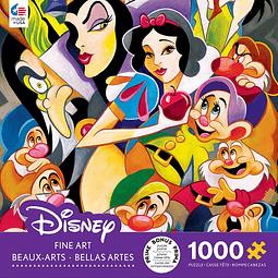 The enchantment of snow white| Puzzle Ceaco 1000 Piezas