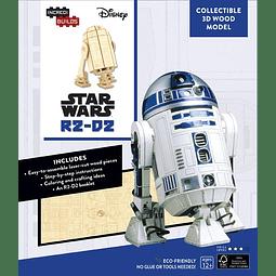 R2-D2 | Puzzle 3D Star Wars Incredibuilds