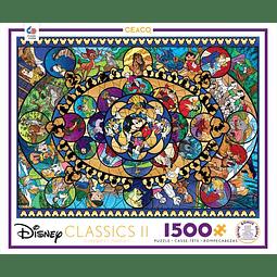 Disney Classics II | Puzzle Ceaco 1500 Piezas