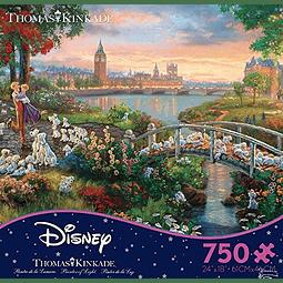 Disney 101 Dálmatas | Puzzle Ceaco 750 Piezas
