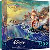 Disney La Sirenita   Puzzle Ceaco 750 Piezas