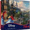 Disney La Bella Durmiente Bailando | Puzzle Ceaco 750 Piezas