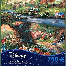 Disney Alicia en el País de las Maravillas   Puzzle Ceaco 750 Piezas