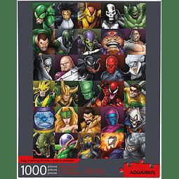Marvel Supervillanos | Puzzle Aquarius 1000 Piezas
