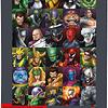 Marvel Supervillanos   Puzzle Aquarius 1000 Piezas