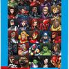 Marvel Superhéroes | Puzzle Aquarius 1000 Piezas