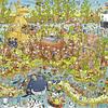 FUNKY ZOO Australian Habitat   Puzzle Heye 1000 Piezas