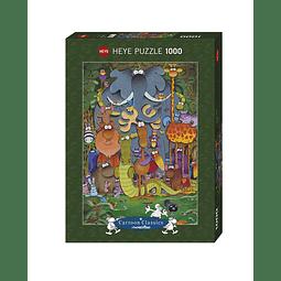 Mordillo Photo | Puzzle Heye 1000 Piezas