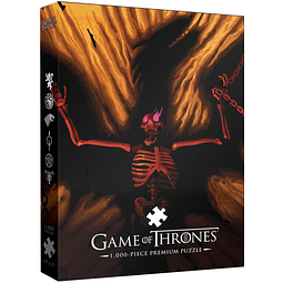 Game of Thrones Dracarys | Puzzle TheOP Games 1000 Piezas