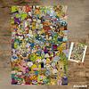 Nickelodeon Cast 90's   Puzzle Aquarius 3000 Piezas