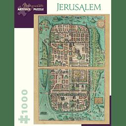 Jerusalem | Puzzle Pomegranate 1000 Piezas