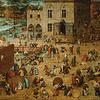 Pieter Bruegel Children's Games   Puzzle Pomegranate 2000 Piezas