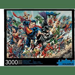 DC Comics | Puzzle 3000 Aquarius