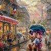 Disney Multipack (C) 4 en 1   Puzzle Ceaco 4 x 500 Piezas