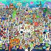 Bob Esponja   Puzzle Aquarius 3000 piezas
