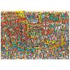 Donde esta Wally?   Puzzle Aquarius 3000 piezas