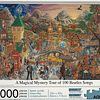 A Magical Mystery Tour of 100 Beatles Songs | Puzzle Aquarius 3000 piezas