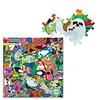 Perezosos | Puzzle Eeboo 1000 Piezas