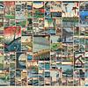 100 Famous Views Of Edo   Puzzle Cobble Hill 2000 Piezas