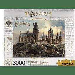 Harry Potter Hogwarts Castle | Puzzle Aquarius 3000 piezas