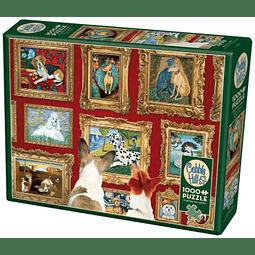 Dog Gallery | Puzzle Cobble Hill 1000 Piezas