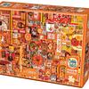 Orange | Puzzle Cobble Hill 1000 Piezas