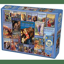Vintage Nancy Drew | Puzzle Cobble Hill 1000 Piezas