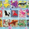 Origami Animals | Puzzle Cobble Hill 500 Piezas
