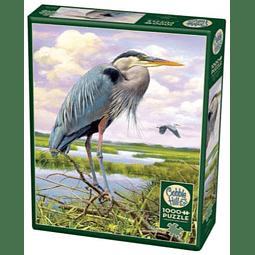 Heron | Puzzle Cobble Hill 1000 Piezas
