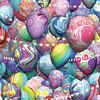 Party Balloons | Puzzle Cobble Hill 500 Piezas
