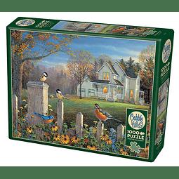 Evening Birds | Puzzle Cobble Hill 1000 Piezas