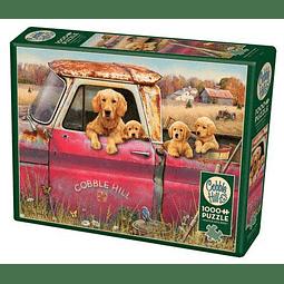 Cobble Hill Farm | Puzzle Cobble Hill 1000 Piezas