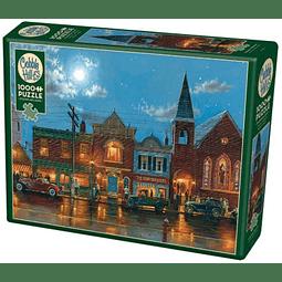 Evening Service | Puzzle Cobble Hill 1000 Piezas