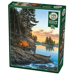 Evening Glow | Puzzle Cobble Hill 1000 Piezas